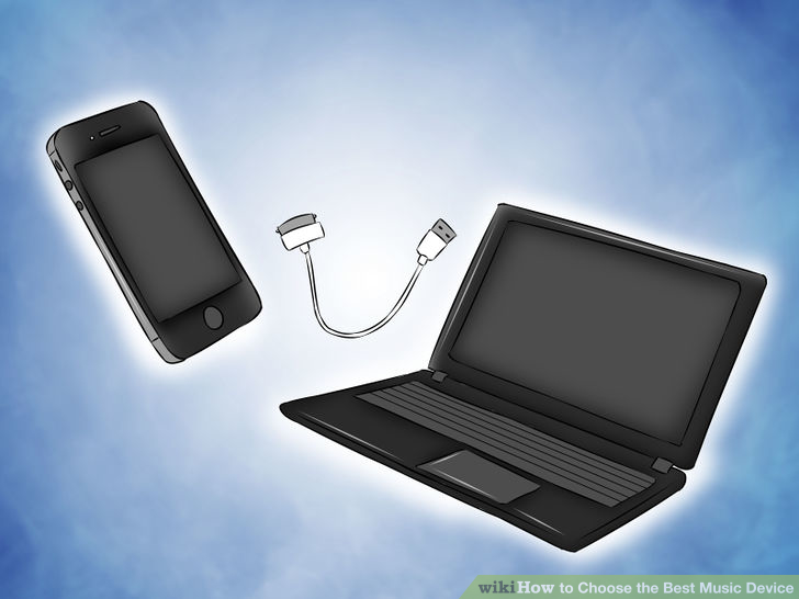 Choose the Best Music Device Step 7