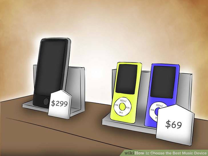 Choose the Best Music Device Step 9