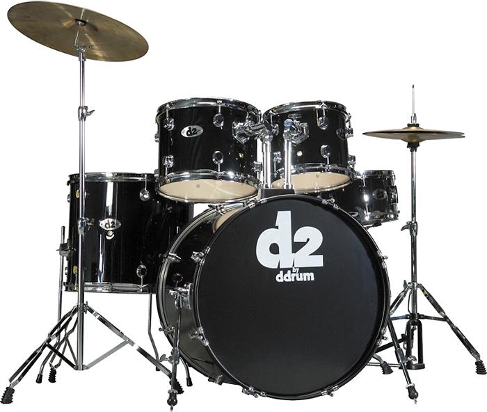 Review: ddrum Journeyman Player - Drumset