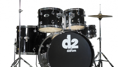 Review: ddrum Journeyman Player - Drumset